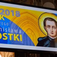 Peregrynacja relikwi św. Stanisława Kostki 2018-1