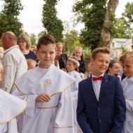 Peregrynacja relikwi św. Stanisława Kostki 2018-18