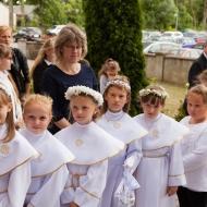 Peregrynacja relikwi św. Stanisława Kostki 2018-19