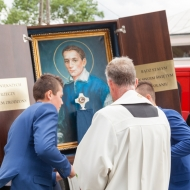Peregrynacja relikwi św. Stanisława Kostki 2018-34